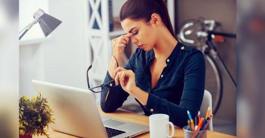 La mayoría de las mujeres piensan en renunciar a su trabajo 17 veces al año