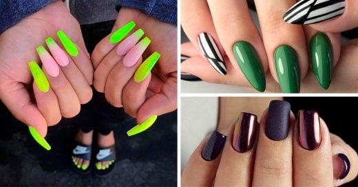 15 Colores de uñas que vas a querer usar ahora mismo