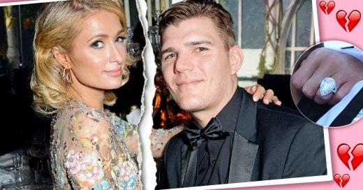 Paris Hilton termina su compromiso con el actor Chris Zylka
