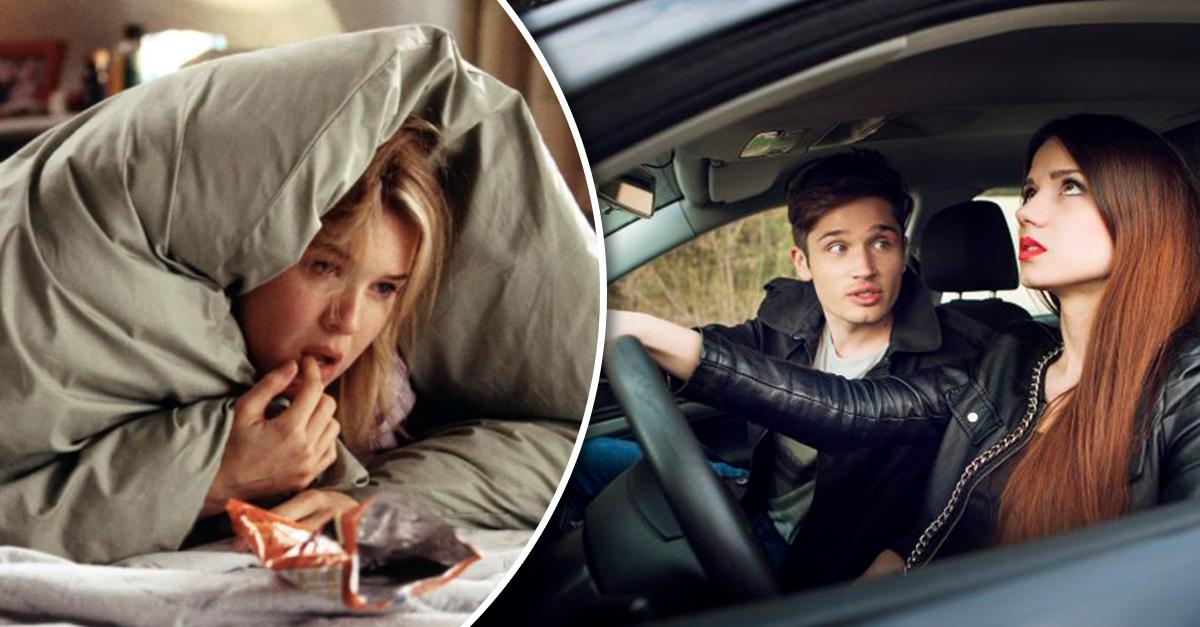 8 Pruebas de que pelear con tu novio te está haciendo engordar