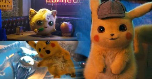 'Detective Pikachu', la primer película live action de Pokémon