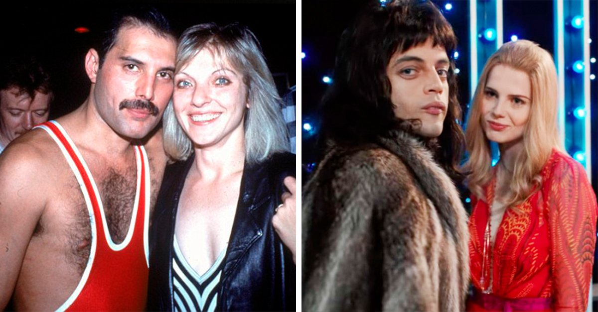 9 Actores en 'Bohemian Rhapsody' vs los personajes de la vida real