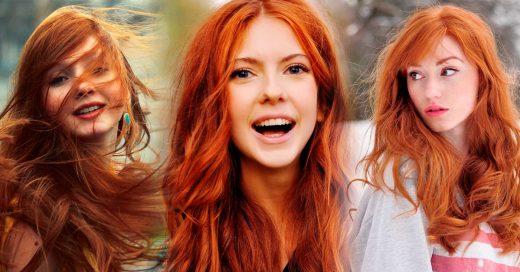 Hoy se celebra el día internacional del amor por el cabello rojo
