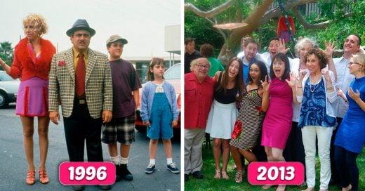 10 reuniones de actores que han sucedido en los últimos 10 años