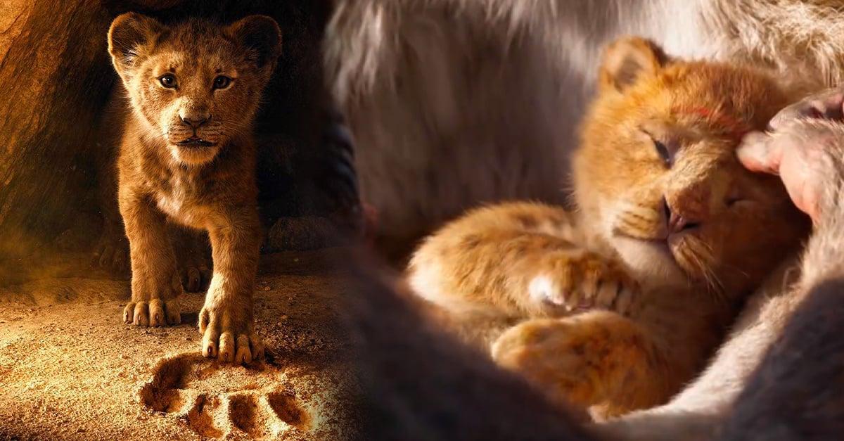 Primer teaser tráiler de 'El rey león'; Disney promete mantener la magia del original