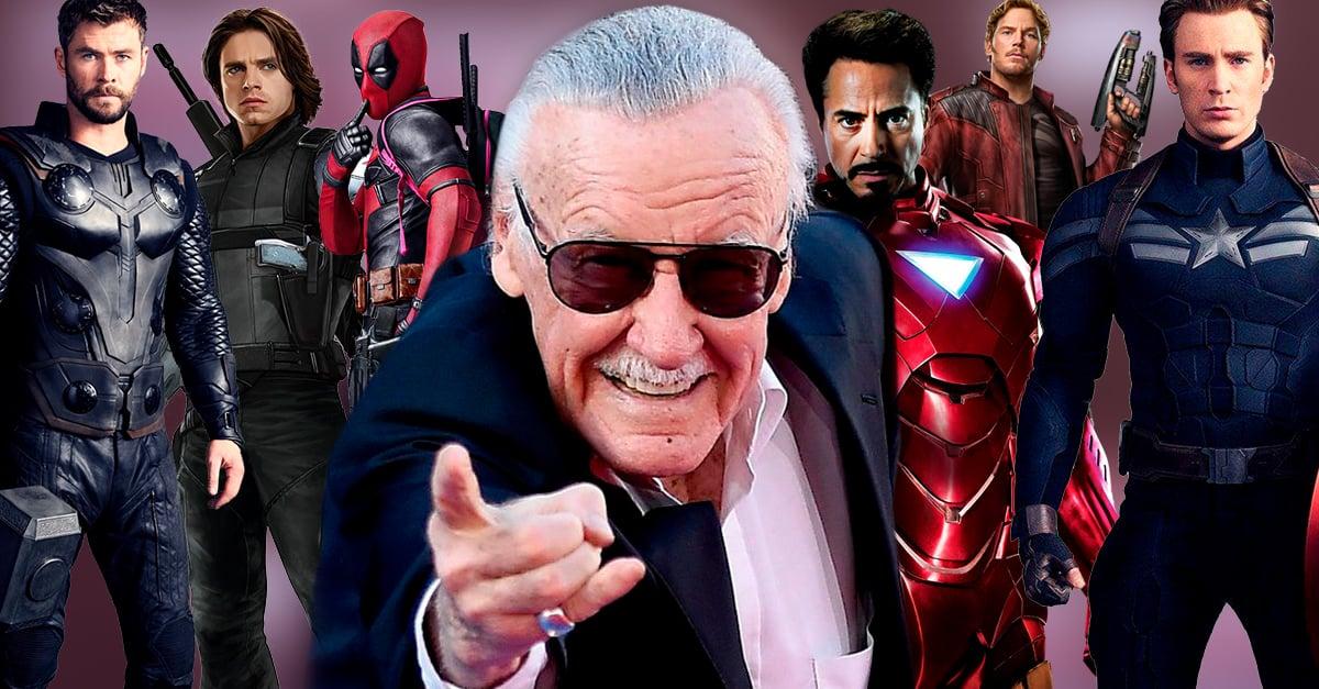 20 Razones por las que siempre recordaremos a Stan Lee; nos dio a los mejores superhéroes