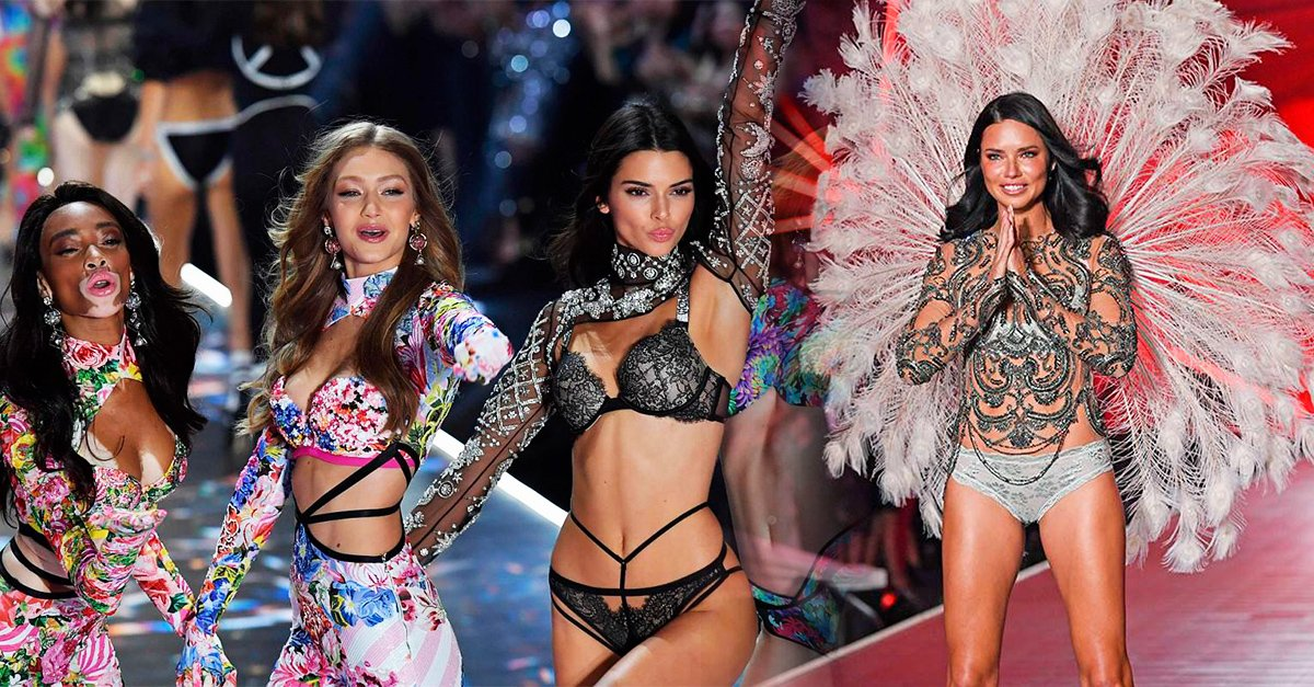 Así se vivió el Victoria's Secret Fashion Show