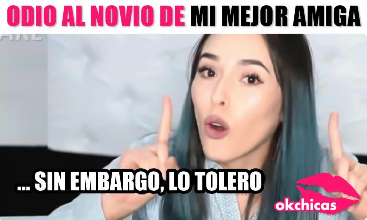captura de pantalla memes okchicas kika nieto