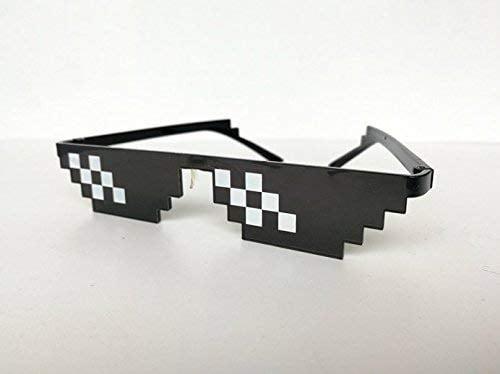 lentes oscuros de cuadros