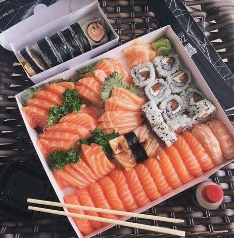 plato con salmon