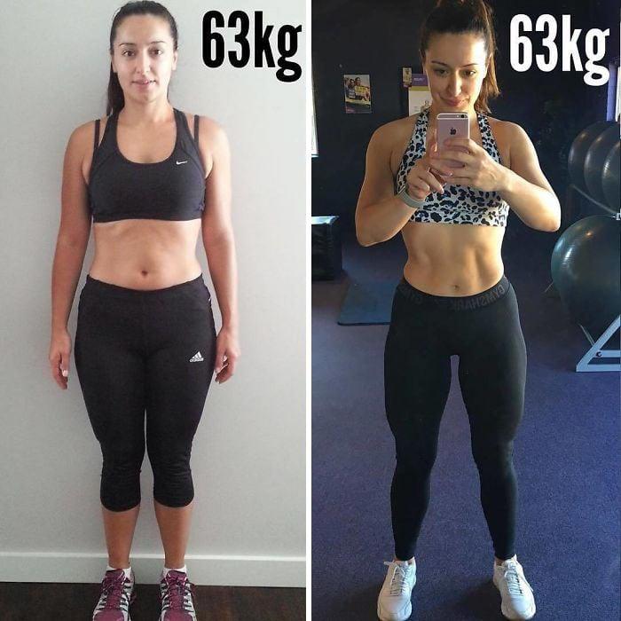 El boxeo adelgazar mujeres gordas