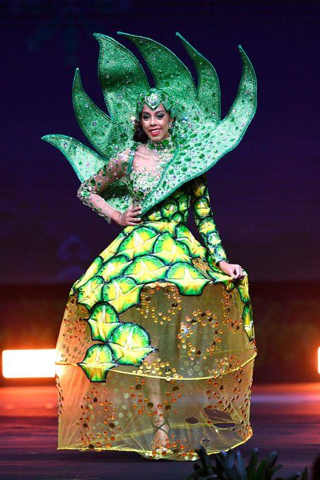 competidora de miss universo bahamas