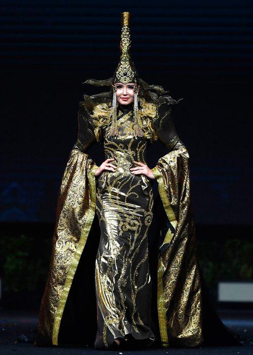 Representante de Mongolia en miss universo