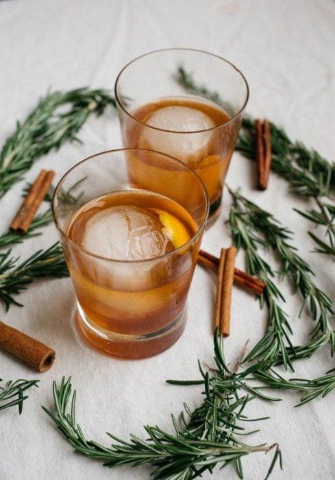 bebidas con canela