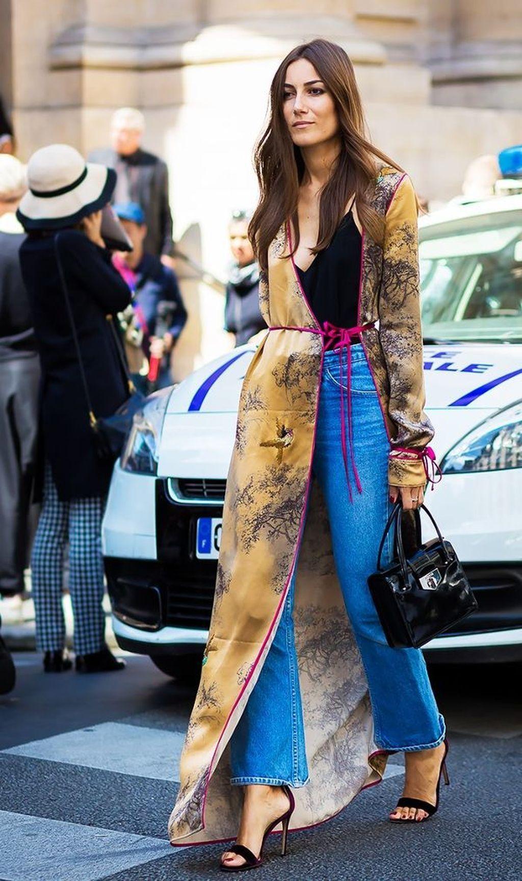15 Outfits Con Pantalones De Tiro Alto Que Te Encantar 225 N
