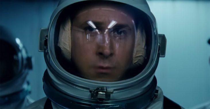 hombre usando traje espacial