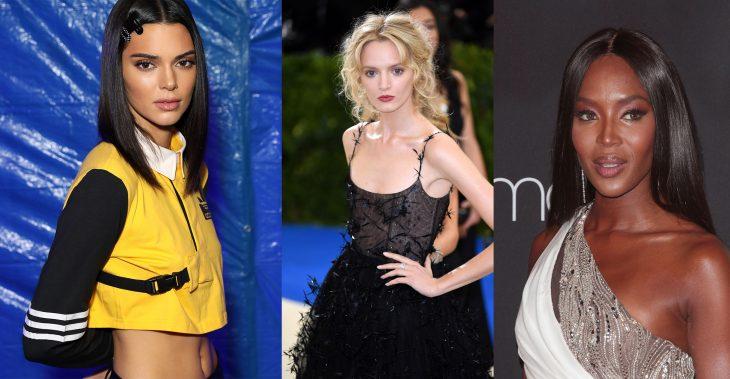 Kendall jenner vs otras modelos de la industria