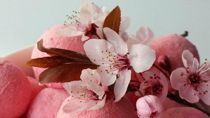 trufas de cereza