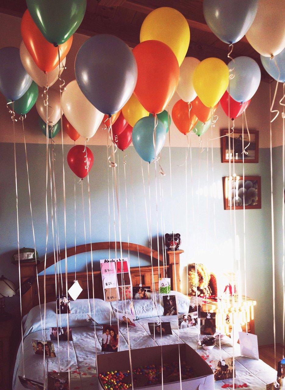 19 regalos para sorprender a tu novio en su aniversario for Sorpresas para aniversario