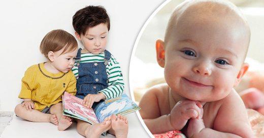 Si el bebé tiene la cabeza grande, más exitoso será en la vida