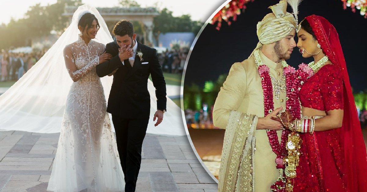 Nick Jonas y Priyanka Chopra ¡están casados!