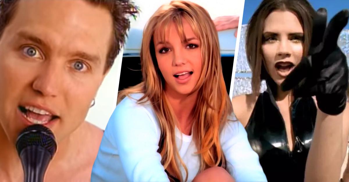 14 Datos curiosos de los videoclips que marcaron tu infancia a principio de los 2000