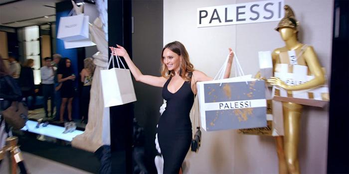 Chica comprando en payless que hizo un experimento social