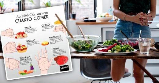 12 Imágenes que te harán entender mejor la comida; ¡una dieta saludables es posible!