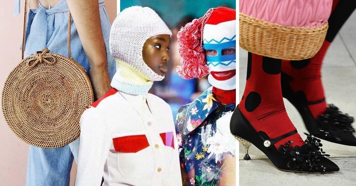 11 Tendencias de pasarela más vistas en 2018; estos fueron los estilos favoritos de los diseñadores