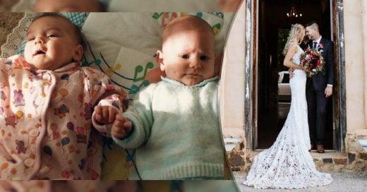 Nacieron en el mismo hospital y 30 años después es están por convertirlas en abuelas
