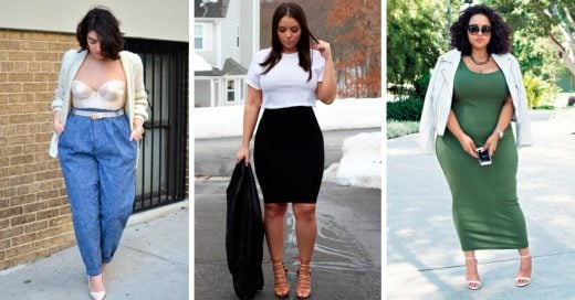 14 Looks para chicas talla curvy que robarán miradas en 2019