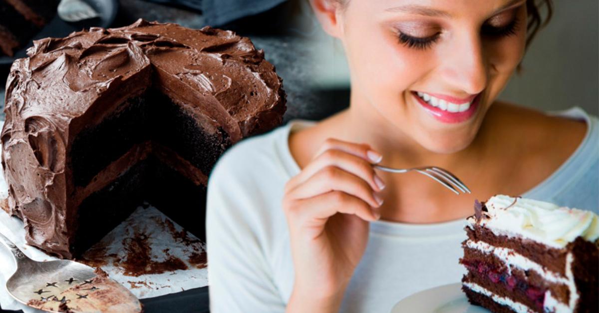 ¿Qué esperas? Desayunar pastel de chocolate te ayuda a bajar de peso