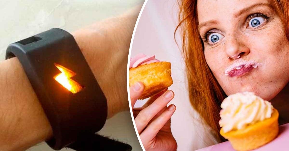 Esta pulsera promete ayudarte a bajar de peso, con un sencillo tratamiento