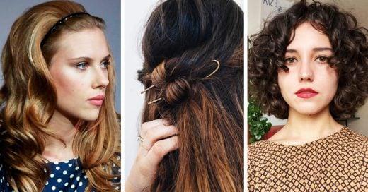 10 Mejores tendencias de cabello para usar en 2019