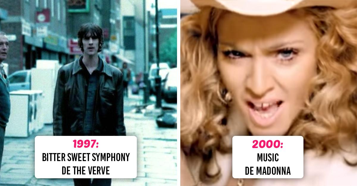 Esta lista te dirá cuál fue la mejor canción según el año en el que naciste