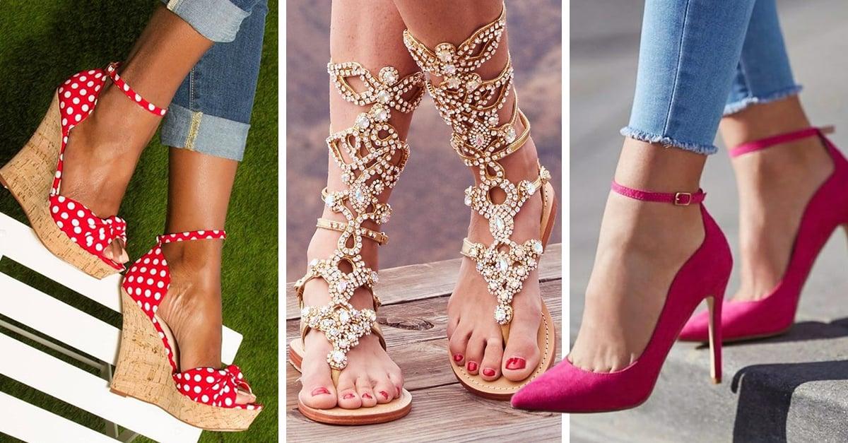 Estos son los modelos de zapatos más atractivos que hay