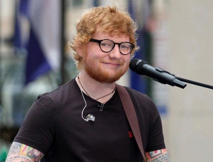 Famosos que nacieron en familias millonarias, Ed Sheeran