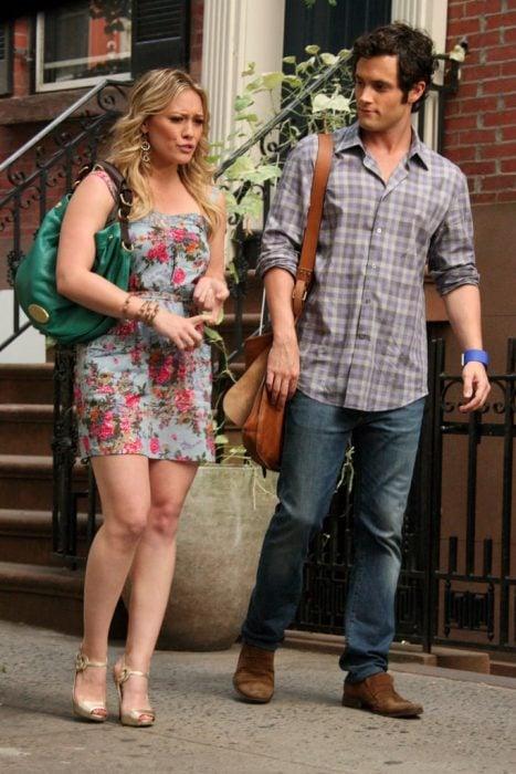 Hilary Duff, celebridades que salieron en Gossip Girl