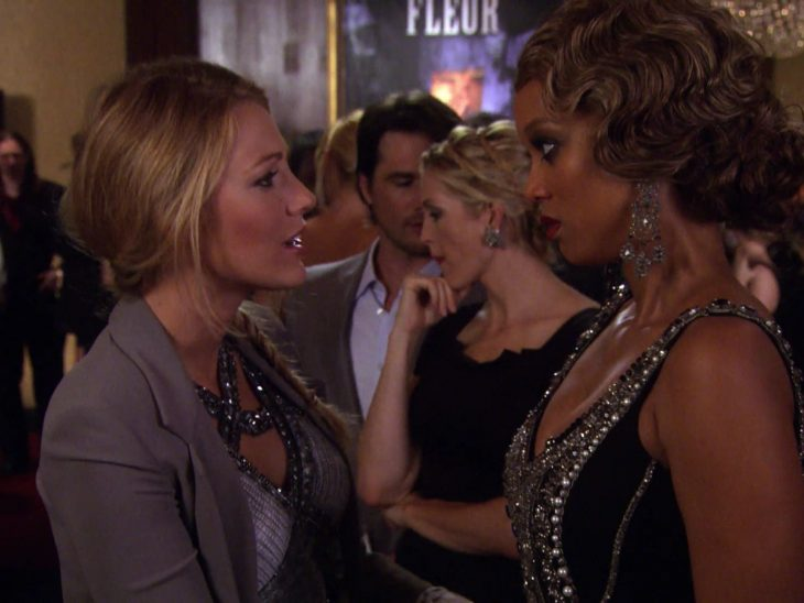 Tyra Banks, celebridades que salieron en Gossip Girl