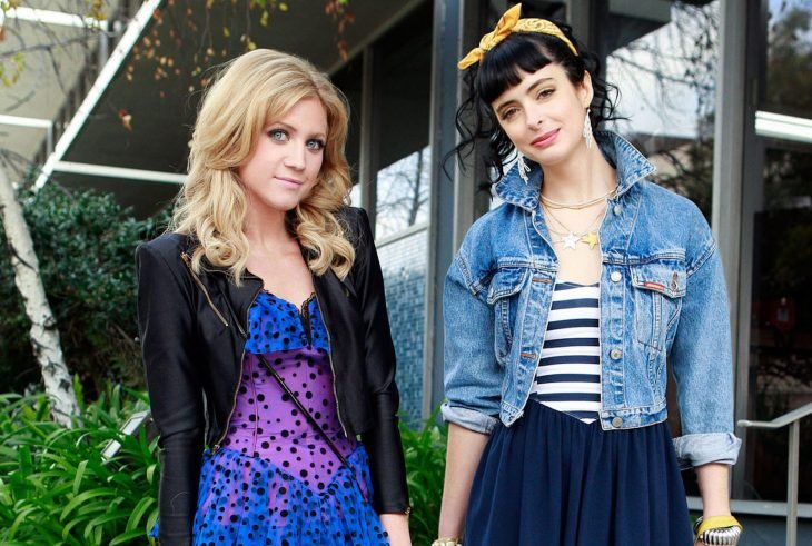 Krysten Ritter y Brittany Snow, celebridades que salieron en Gossip Girl