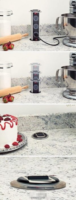 Diseños de cocinas practicas y modernas que cualquiera desea tener