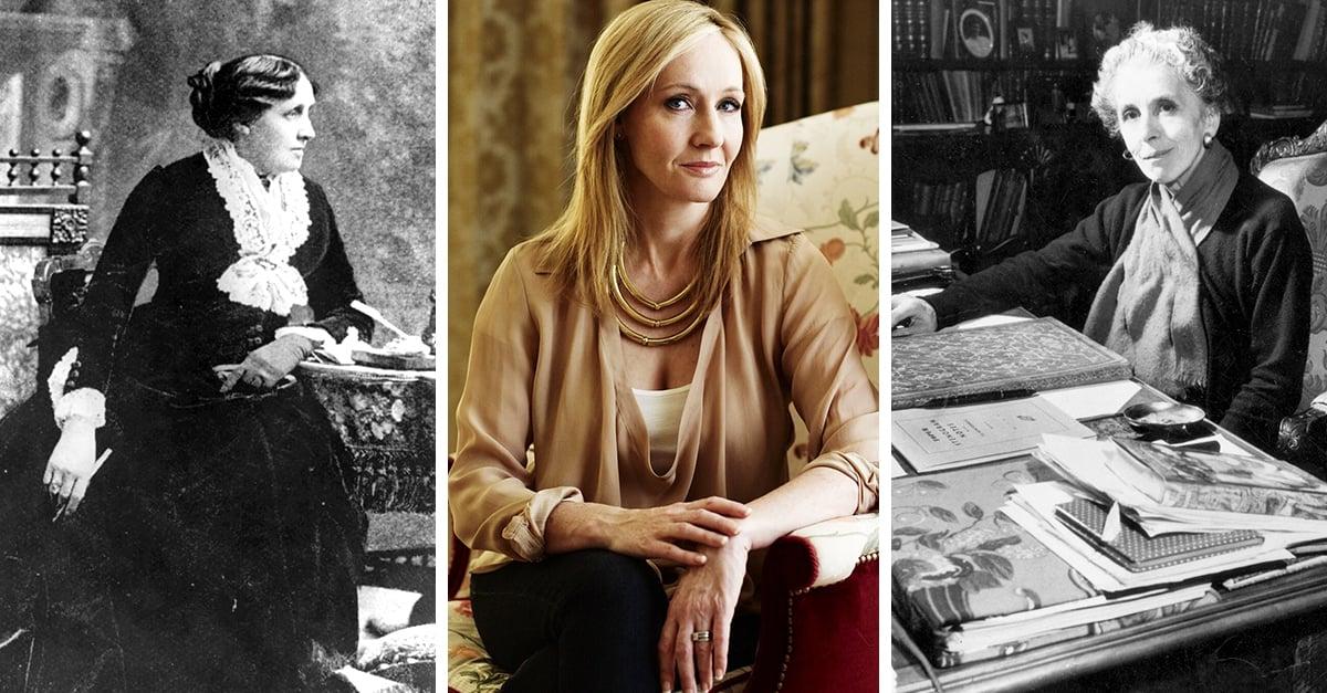 10 Mujeres que se hicieron pasar por hombres para escribir increíbles libros
