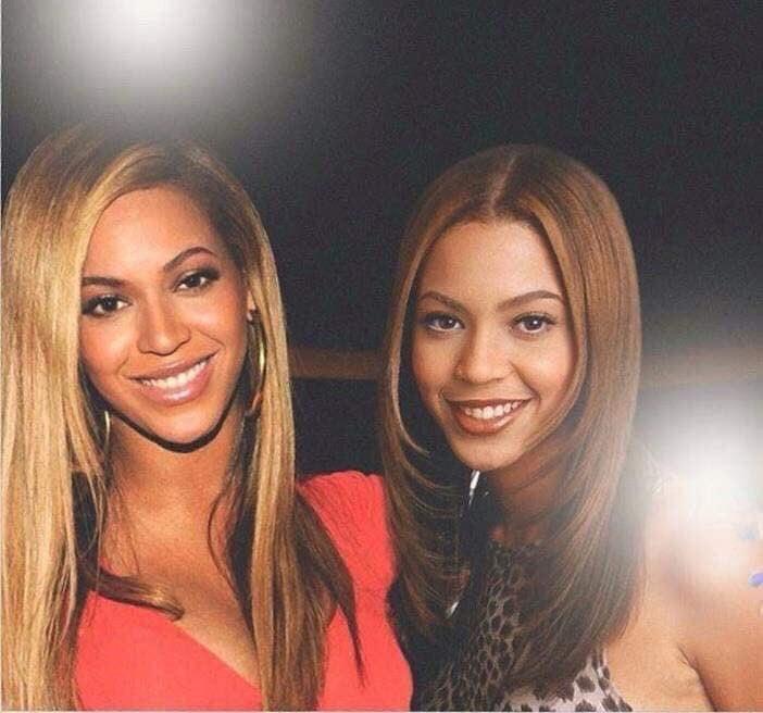 Photoshop de famosos antes y después, Beyoncé
