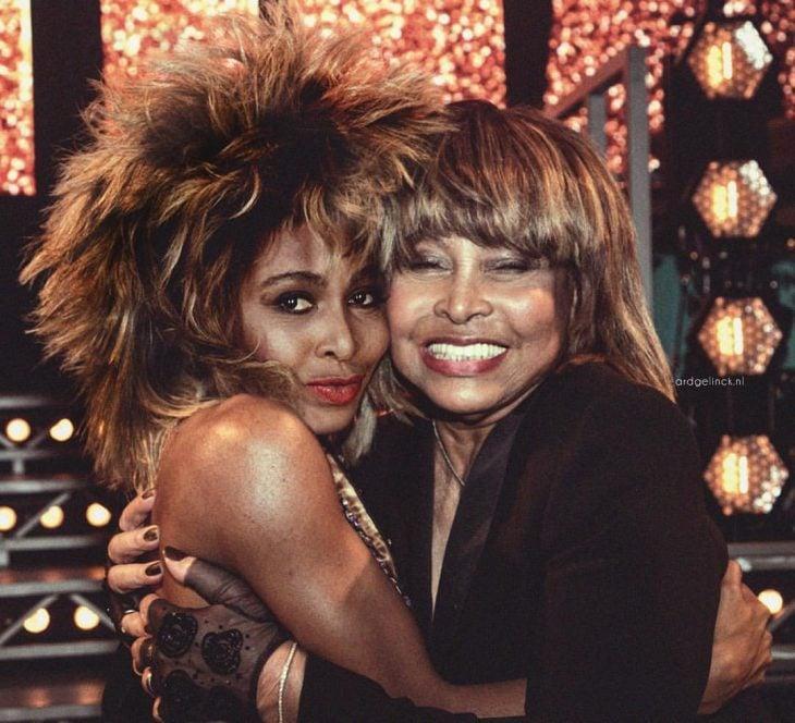 Photoshop de famosos antes y después, Tina Turner