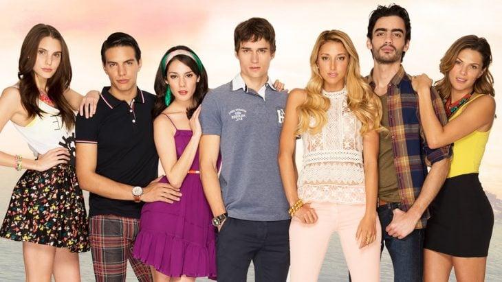 Versión mexicana de la serie Gossip Girl
