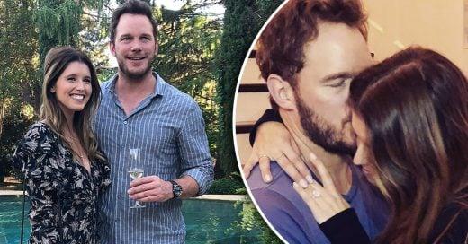 Chris Pratt acaba de confirmar que se comprometió con KatherineSchwarzenegger
