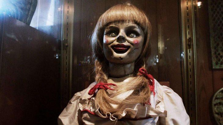 Estrenos de películas para el 2019 Annabelle 3 película de miedo