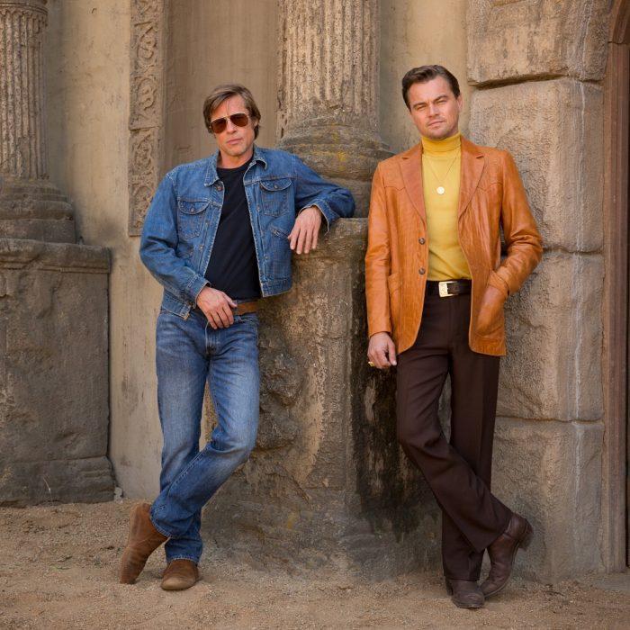 Estrenos de películas para el 2019 Once upon a time un hollywood Leonardo DiCaprio y Brad Pitt
