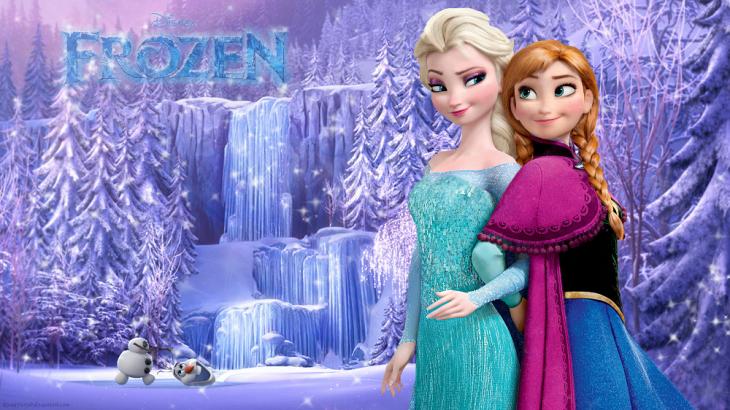 Estrenos de películas para el 2019 Frozen 2 Anna y Elsa