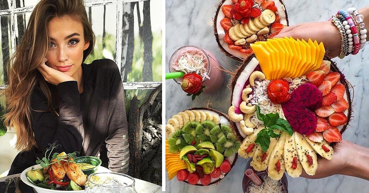15 Cambios en tu comida para mejorar tu dieta en 2019